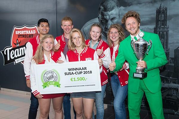 winaar studentenstad susa-cup 2018