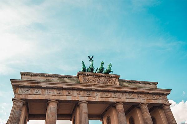 bezienswaardigheid brandenburger tor in Berlijn