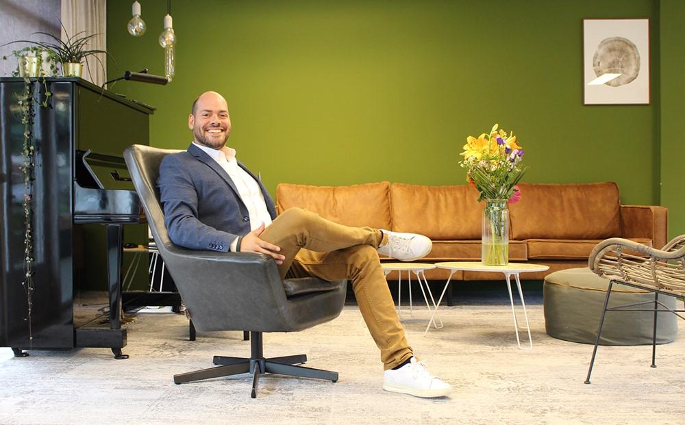 Rogier Peters, nieuwe Directeur Marketing van SUSA flexibel studentenwerk