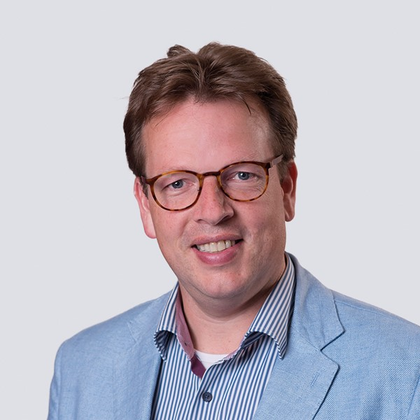 Geert-Jan Waasdorp, oprichter en CEO Intelligence Group
