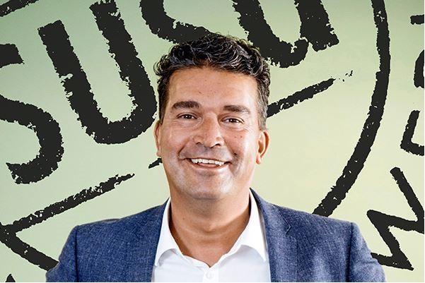 Hans de Wolff, nieuwe CEO van SUSA flexibel studentenwerk
