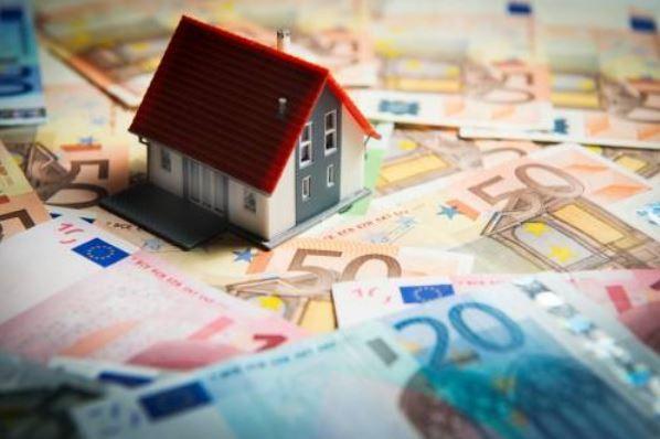 huis geld koopwoning studieschuld briefgeld euro